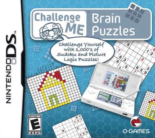 Challenge Me: Brain Puzzles - Nintendo DS (Brain Challenge Ds)