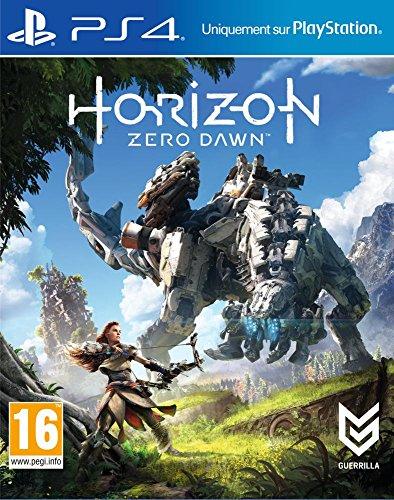 Horizon - Zero Dawn : jeu PS4 |