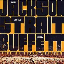 JACKSON STRAIT BUFFETT / LIVE AT TEXAS