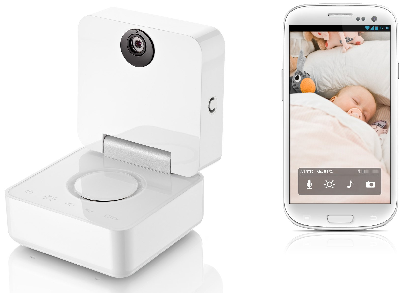 Withings Smart Baby Monitor  Withings
