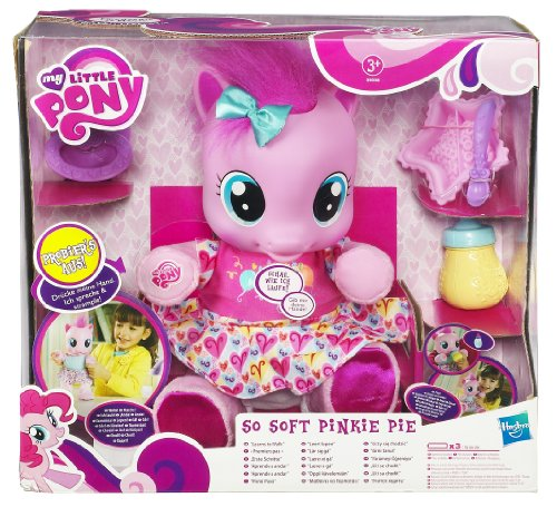 Hasbro My Little Pony 29208100 - So Soft Pinkie Pie