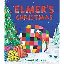 Elmer's Christmas (Elmer Picture Books Book 18) (English Edition)