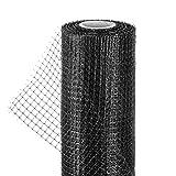 HaGa® Maulwurfnetz Maulwurf Maulwurfsperre für Rasen in 2m Br. (Meterware)