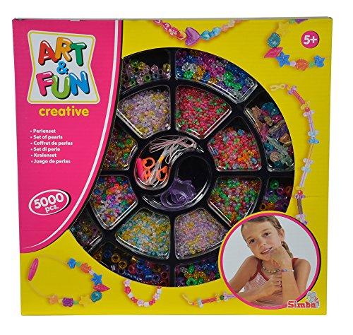 simba-6371714-art-fun-set-di-perline-per-creare-gioielli