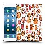 Head Case Designs Offizielle Ninola Bezaubernde Euelen Muster 2 Ruckseite Hülle für iPad Air (2013)