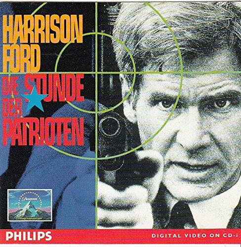 Harrison Ford - Die Stunde der Patrioten - CD-i - Philips - Video CD