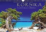 Korsika - Traumhafte Küsten am Mittelmeer (Wandkalender 2018 DIN A4 quer): Fernweh, Sommer, Sonne, Strand und Meer (Monatskalender, 14 Seiten ) (CALVENDO Natur) - Patrick Rosyk