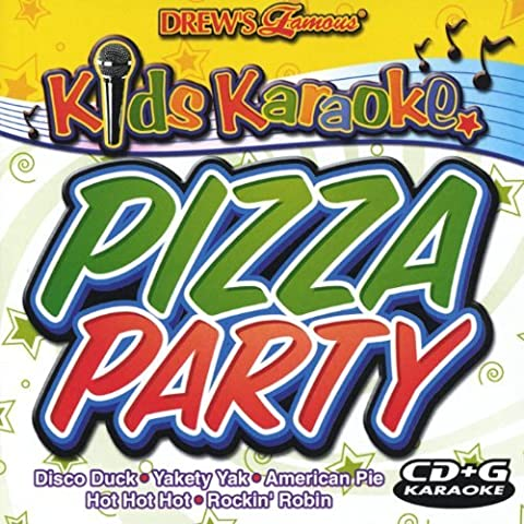 Drew's Famous Kids Karaoke Pizza Party by Various Artists