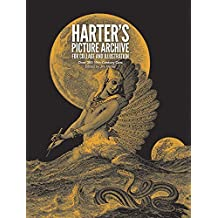 Harter's Picture Archive for Collage and Illustration (Dover Pictorial Archive) (1978-09-01)