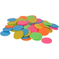 ROYALS Plastic Plain Token/Coins Pack of 200pc Coins