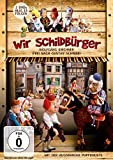 Augsburger Puppenkiste: Wir Schildbürger / Die komplette 13-teilige Kultserie [2 DVDs]