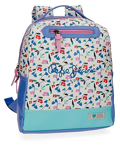 Pepe Jeans Kendal Mochila Tipo Casual, 33 cm, 10.73 litros