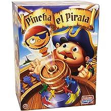 Falomir 646476 - Juego Pincha El Pirata