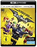 The LEGO Batman Movie (4K Ultra HD + 2D-Blu-ray) (2-Disc Version) [Blu-ray]