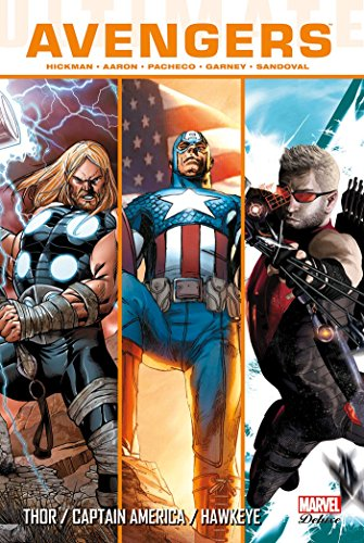 ULTIMATE COMICS : Avengers