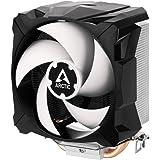 ARCTIC Freezer 7 X - Kompakter multikompatibler CPU Kühler, 100 mm PWM Fan, kompatibel mit Intel & AMD Sockeln, 300-2000…
