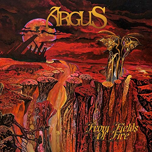 Argus: From Fields of Fire (Audio CD)