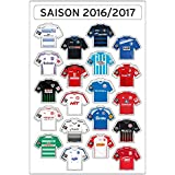 Tabla de 3. Liga magnético–Set de actualización de la camiseta/temporada 2016–2017