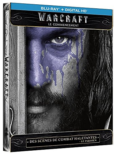 Warcraft : le commencement [Francia] [Blu-ray]