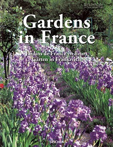 JU-French Gardens par Angelika Taschen