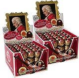 Specialità Reber Mozartkugel 45 pezzi 900 g, confezione da 2 pezzi (2 x 900 g = 90 pezzi)