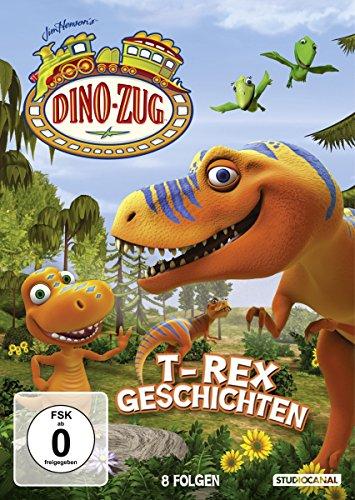 Dino-Zug - T-Rex Geschichten Trex-dvd