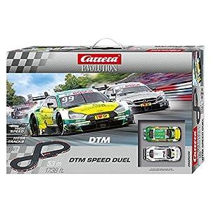 Carrera- Evolution DTM Speed Duel Circuito de Coches, Pista de 5.3m (20025234)