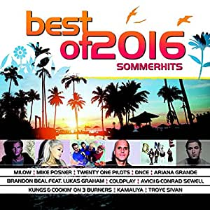 Best of 2016 – Sommerhits – Various