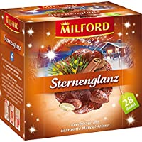 Milford Sternenglanz, Rooibos/Gebrannte Mandel, 3er Pack (3 x 56 g)