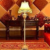 Harz Stehlampe, Nachttischlampe, europäischen minimalistischen Wohnzimmer Schlafzimmer Studie Lampe A+