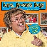 Mrs Brown's Boys Official 2018 Calendar - Square Wall Format Calendar (Calendar 2018)