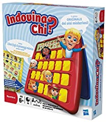 Idea Regalo - Hasbro Gaming - INDOVINA CHI
