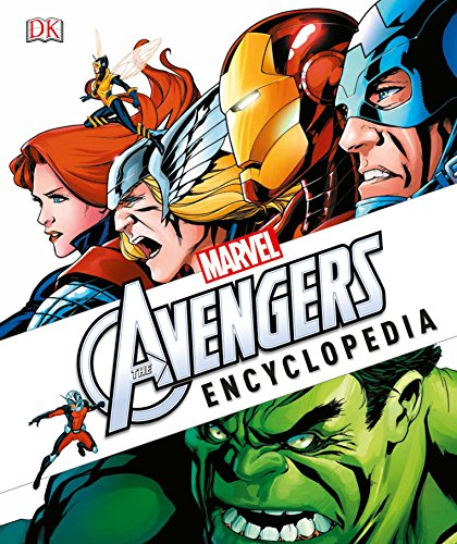 Marvel Encyclopedia Epub