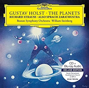 Holst: The Planets / R. Strauss: Also Sprach Zarathustra from Decca (UMO) Classics