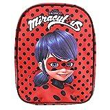 Prodigiosa: Las aventuras de Ladybug – Pequeña mochila de niña para jardín de infancia Perletti
