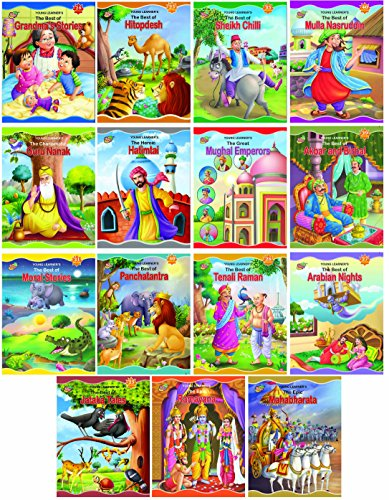 Illustrated Story Books (15 Titles) Image