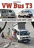 VW Bus T3: Alle Modelle 1979–1992