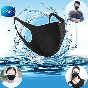 moda salud y belleza: Máscara de boca de moda Unisexo Mascarilla anti polvo Mascarillas calientes Prev...