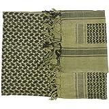 Cissbury Shemagh ejército bufanda, bufanda, diseño de desierto