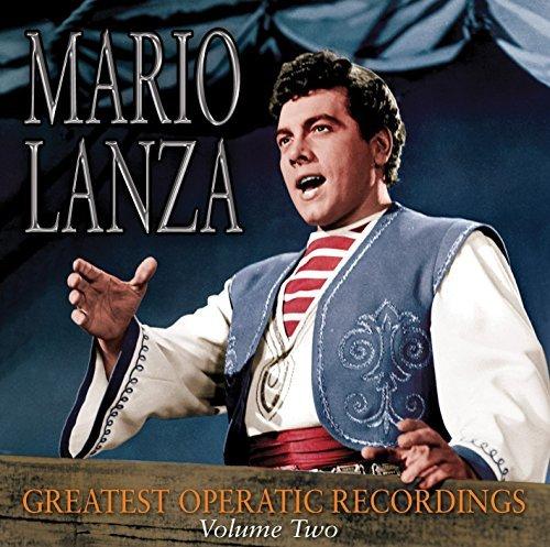 Greatest Operatic Recordings 2 by Mario Lanza
