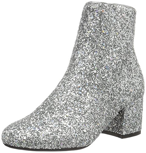 Another Pair of Shoes Ambere2, Bottes Classiques Femme Argent (Silver100)