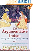#4: The Argumentative Indian: Writings on Indian History, Culture and Identity