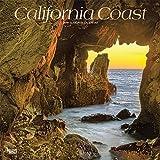 California Coast - Kalifornische Küste 2019 - 18-Monatskalender mit freier TravelDays-App: Original BrownTrout-Kalender