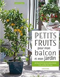 Petits fruits pour mon balcon et mon jardin: 50 plantations gourmandes à la portée de tous par Serge Schall