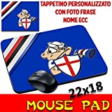 Maus Pad Sampdoria Fußball Personalisierte Mauspad mit Foto, Logo etc Geschenk