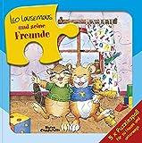 Leo Lausemaus und seine Freunde: Puzzlebuch