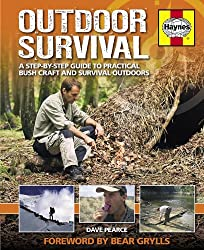 Outdoor Survival Manual: A step-by-step guide to practical bush craft and survival outdoors