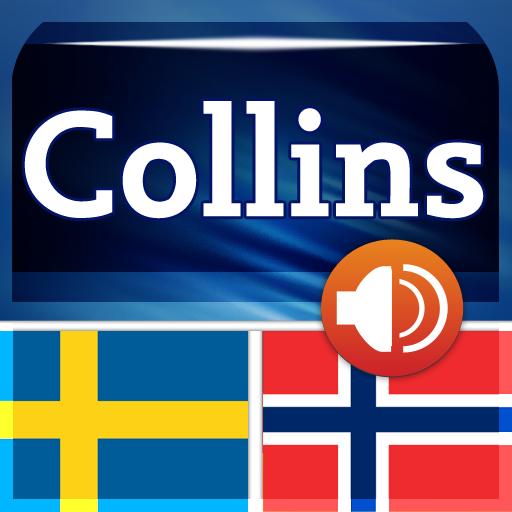 Audio Collins Mini Gem Norwegian-Swedish & Swedish-Norwegian Dictionary