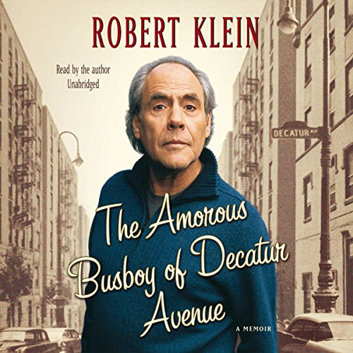 The Amorous Busboy of Decatur Avenue  Audiolibri