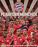 FC Bayern München Sammelalbum oder 5er Pack Sticker 2016/2017 - Sie wählen selbst aus!!! (Album)